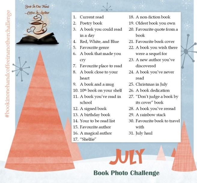 Julybookchallenge