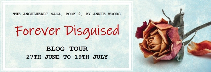 Forever Disguised Tour Banner - wide