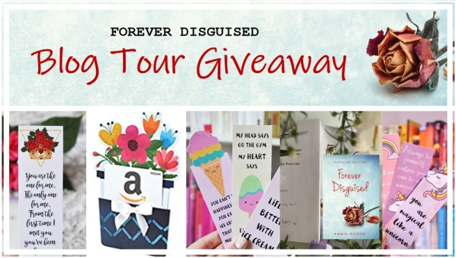 Forever Disguised Tour Giveway Image