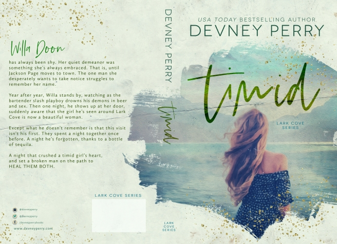 Timid - Full Cover