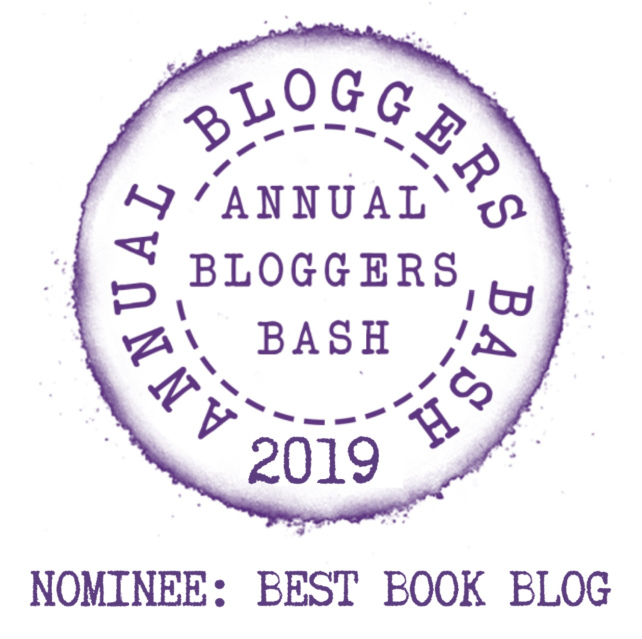 Annual Bloggers Bash Awards Nominee Best Book Blog